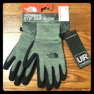 NWT The North Face Women's ETip Grip Glove XS